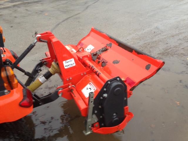 Bush Hog Rtc48 Rototiller Capital Equipment Dealer