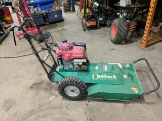 Outback-Brushcutter